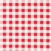 Signature Table Cloth_Red Check